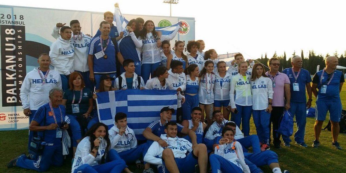 Χάλκινο μετάλλιο η αθλήτρια μας Λαβασά Δάφνη-Ευτυχία στο Βαλκανικό Πρωτάθλημα Παίδων – Κορασίδων