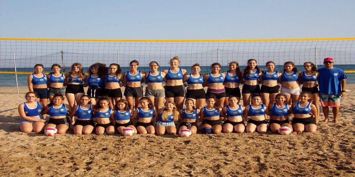 3ο Beach Volley Camp 2018 στο Yabanaki της Βάρκιζας