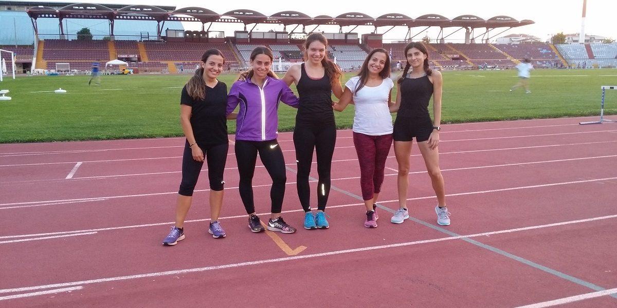 Πανελλήνιο πρωτάθλημα Νέων-Ανδρών-Γυναικών U23