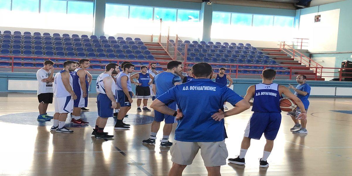 5η Αγωνιστική της Αντρικής ομάδας Μπάσκετ