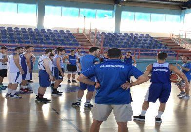 9η Αγωνιστική της Αντρικής ομάδας Μπάσκετ