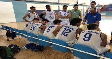 2η Αγωνιστική Παιδικού και Εφηβικού τμήματος Μπάσκετ