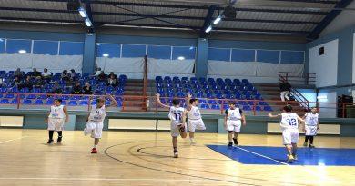 5η και 6η Αγωνιστική Παιδικού τμήματος Μπάσκετ