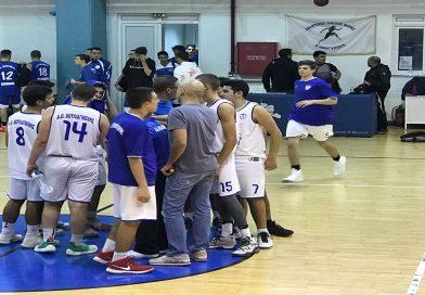 5η και 6η Αγωνιστική Εφηβικού τμήματος Μπάσκετ