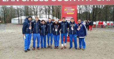 Επάξια εκπροσώπηση της Λαβασά στο Ευρωπαϊκό Πρωτάθλημα