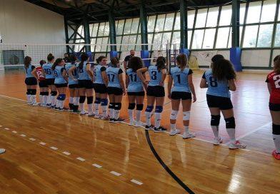 2η Αγωνιστική πρωτάθλημα Κοριτσιών Κ-18 Βόλεϊ