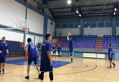 19η Αγωνιστική της Αντρικής ομάδας Μπάσκετ
