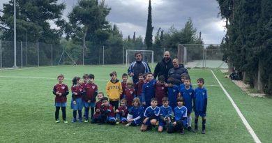 Αναπτυξιακή ομάδα Κ-9 ποδοσφαίρου
