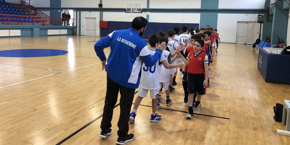 4η Αγωνιστική πρωταθλήματος Προ-Μίνι Ε.Σ.Κ.ΑΝ.Α.